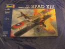 SPAD XIII,1/28,Revell